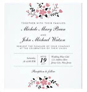 Wedding Invite Word Template by Wedding Invitation Template 71 Free Printable Word Pdf