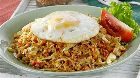 resep nasi goreng kampung ala pedagang tek tek