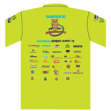 T Shirt Wajah Hantu shimano burung hantu 2013