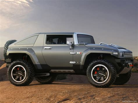 hummer x hummer hx concept 2008 picture 01 800x600
