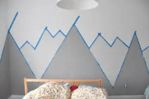 a nursery diy mountain mural hometalk the forge diy wall mural