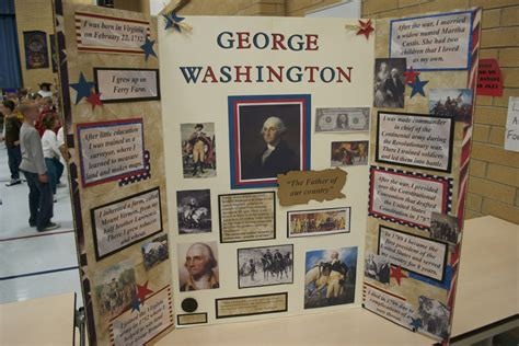george washington book report wax museum project teaching ideas wax