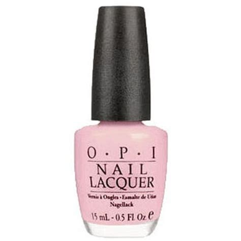 opi light pink nail polish opi in the spot light pink nail lacquer 15ml free