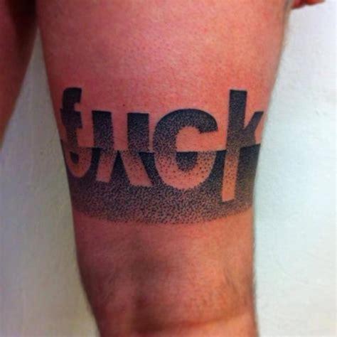 tattoo lettering dot net leg lettering dotwork tattoo by kreuzstich tattoo