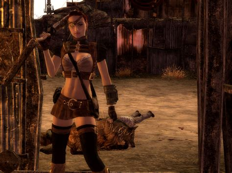 mod freebooter armor for type3 fallout 3 fallout mod freeboter armor sinblood steamjunk outfit type 6 fo3 edition at fallout3