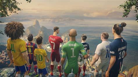 film cartoon football nike soccer the last game ft cristiano ronaldo neymar