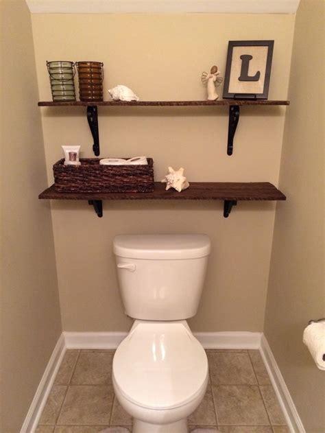 pallet shelves bathroom laundry room