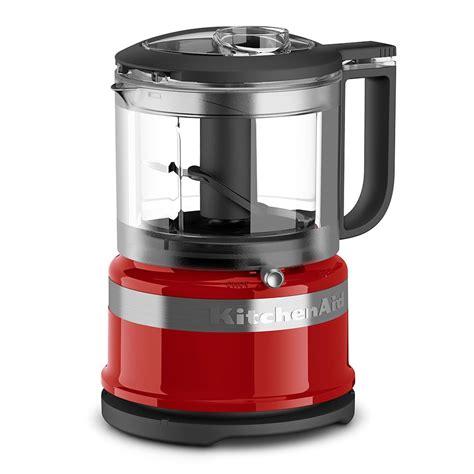 Amazon.com: KitchenAid KFC3516IC 3.5 Cup Mini Food Processor, Ice: Kitchen & Dining