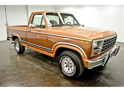 1981 ford f 150 ranger truck automobiles