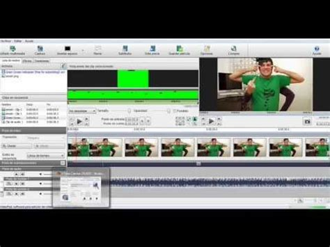Tutorial Para Usar Videopad | tutorial para usar pantalla verde en videopad youtube