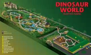 theme parks in florida map dinosaur world archives