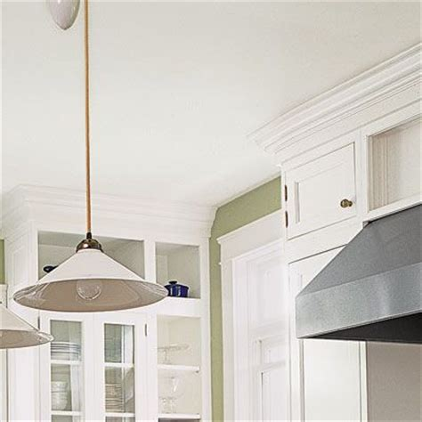 kitchen cabinet cornice 28 thrifty ways to customize your kitchen cornice