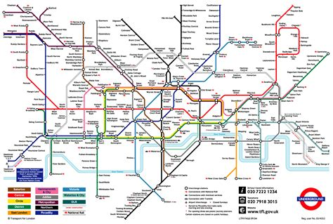 underground map piccadilly line map
