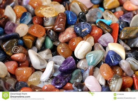 colored stones colored stones stock photo image of white smooth