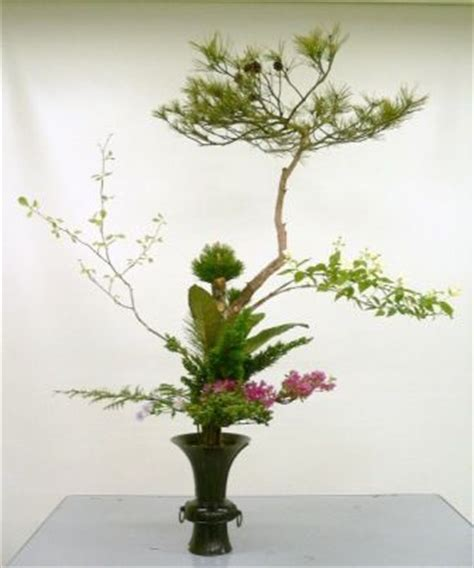 arte giapponese di disporre i fiori 1000 images about my take on ikebana on