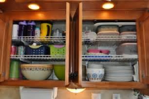Over The Kitchen Sink Shelf by 24 Easy Rv Organization Tips Rvshare Com
