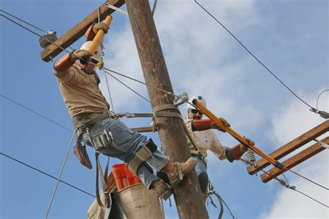 linemen to bring west coast skills to international lineman s rodeo inside edison