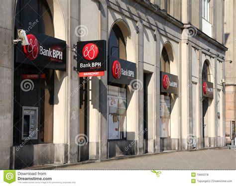 bank poland bank poland zdjęcie stock editorial obraz złożonej z