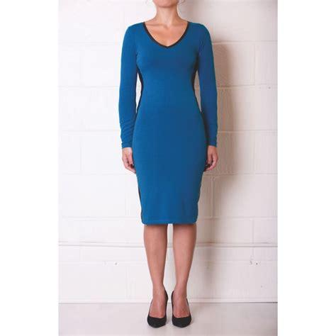 Dress Cotton Soft lola soft cotton dress in moss blue