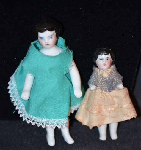 antique frozen dolls antique doll pair set frozen dolls china