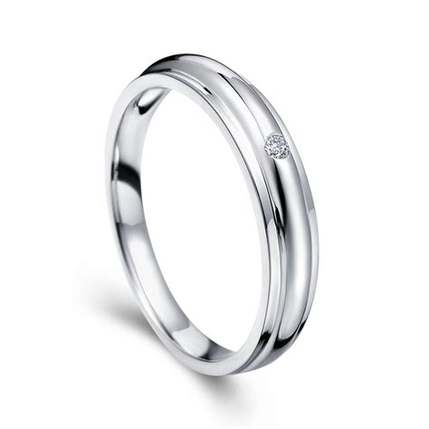 comfortable wedding ring band for him jewelocean
