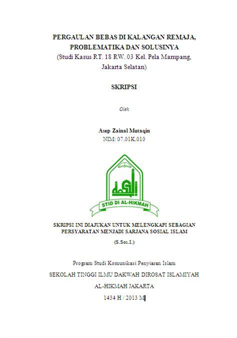 format laporan pengabdian masyarakat contoh laporan penelitian kuantitatif skripsi 171 a