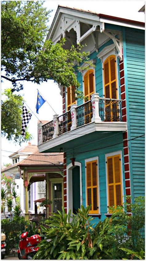 new orleans colorful houses 25 best new orleans homes ideas on pinterest new