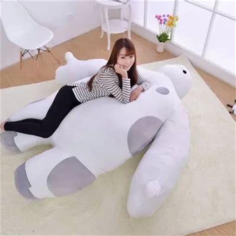 huge pillow bed online shop 180x150cm large size giant big hero 6 baymax robot plush toy cartoon huge