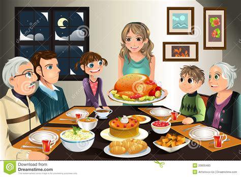 Photo Of Family Dinner
