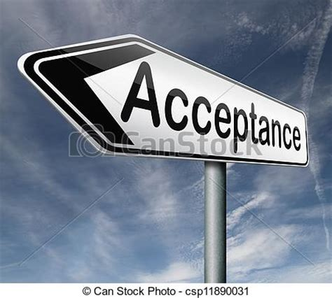 Acceptance Letter Clipart Drawings Of Acceptance Accept And Approve Results Csp11890031 Search Clipart Illustration