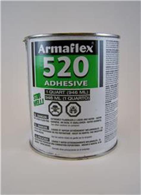 armaflex 520 adhesive quart 2 pack elastomeric pipe foam