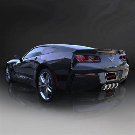 corvette performance exhaust c7 corvette corsa performance exhaust system