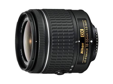 Lensa Nikkor Af P 18 55mm F3 5 5 6g Vr For Nikon Dslr nikon nikkor af p dx 18 55 mm f 3 5 5 6g optyczne pl