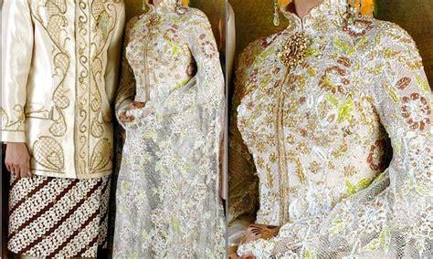 gaun pengantin trial2 toko baju batik online belanja batik online busana pengantin muslimah modern 2012