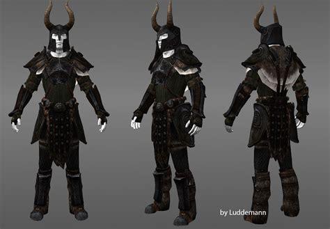 helm design syndicate armor of yngol at skyrim nexus mods and community