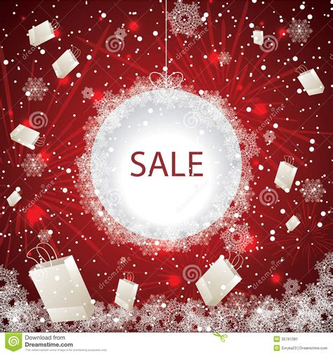 big holiday sale with fireworks stock vector image 35761381