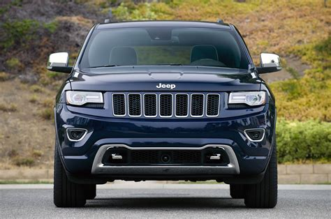 2014 Jeep Overland 2014 Jeep Grand Overland Review Photo Gallery