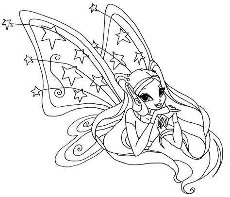 winx club believix coloring pages winx club coloring pages enchantix az coloring pages