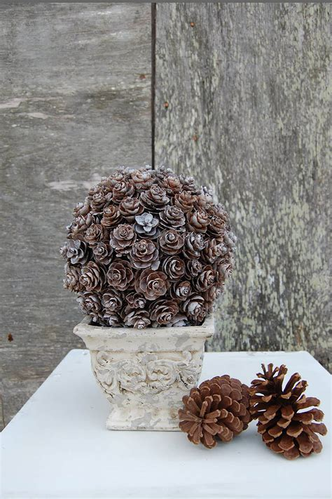 diy decorations with pine cones 25 best diy pine cone crafts ideas and designs for 2018