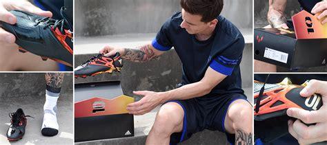 Kaos Premium Messi Logo Black adidas introduces limited edition messi 10 10 cleats