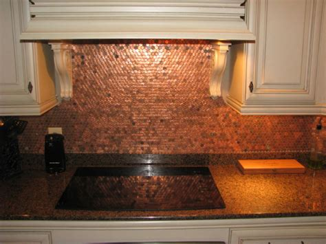 penny kitchen backsplash 25 pretty penny projects to diy