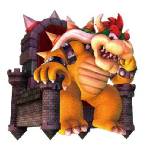 bowser (character) giant bomb