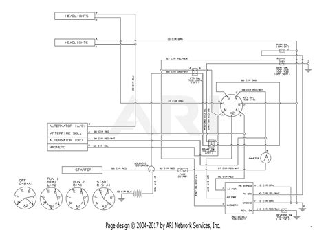 mtd 13ax795s004 2013 parts diagram for wiring schematic