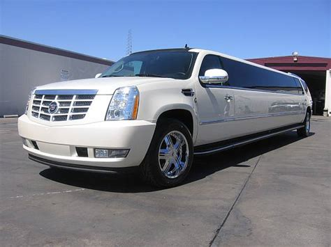 Escalade Limousine by Escalade Limo Service In Orlando Florida