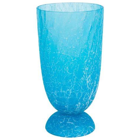 italian venetian murano glass vase signed cenedese circa