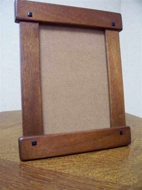 Handcrafted Frames - arts and crafts style photo frames