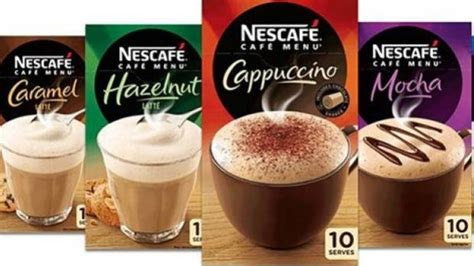 Nescafe Latte Mocha Malaysia nestle instant coffee drinkers bitter at changing nescafe