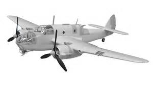 airfix  bristol beaufort mk kit model aircraft