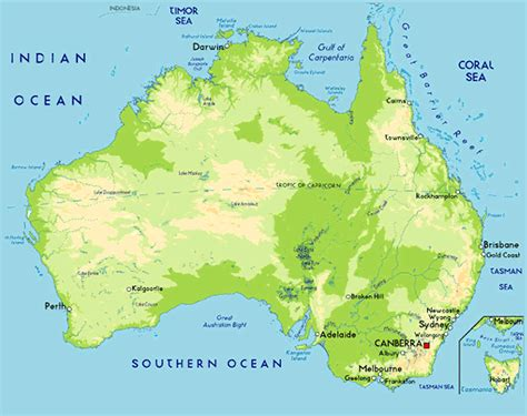 map of countries in australia www mappi net maps of countries australia