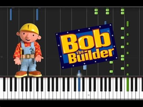 themes with builder bob the builder theme song youtube